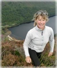 Margaret in Glendalough